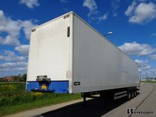 2004 Van Hool 3-Axle Boxtrailer