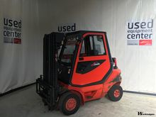 Used 2010 Linde H25D