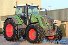 Used 2016 Fendt 828