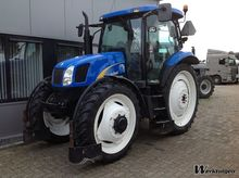 Used 2009 Holland T6