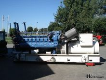 Used 1996 MTU 16V396