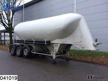 2001 Spitzer Silo 34000 Liter