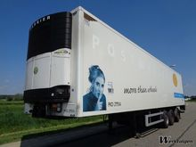 2007 HEIWO 3-Axle Fridge / SAF