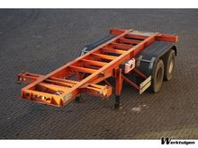 1992 Lecinena Container chassis