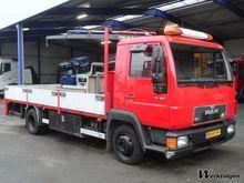 Used 1995 MAN 8.153