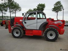 Used 2008 Manitou MT
