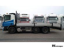 2002 DAF CF75.250 6x2 Euro3 Veh
