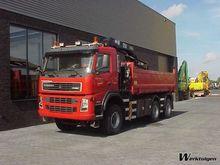 2003 Terberg FM1350 6x6 Euro3 T
