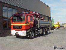 2009 MAN TGS 26.360 6x6 Euro4 T