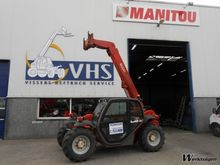Used 2002 Manitou MV