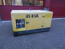 2006 Pramac GSW 45 KVA - Perkin