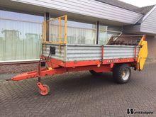Peecon MW 5000 mestwagen
