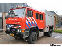 Used 1988 Ginaf F181