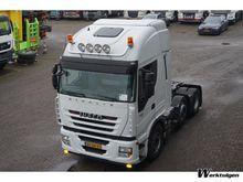 2010 Iveco Stralis 450 6x2 Euro