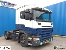 2005 Scania R310 4x2 Tractor