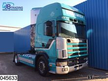 1999 Scania 144.460 4x2 Tractor