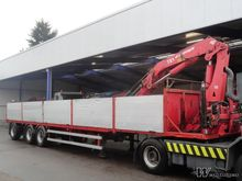 2006 Ekri 3 Axel open box semi-