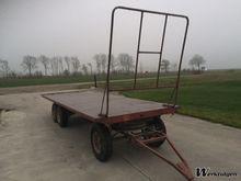 Used Landbouwwagen 6