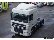 2005 DAF XF95.430 6x2 Euro3 Tra