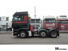 MAN TGA 26.430 6x2 Tractor unit