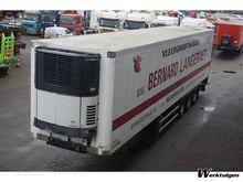 1997 Lamberet 3 Axle fridge tra