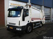 2008 Ginaf C2120N 4x2 Euro5 Gar