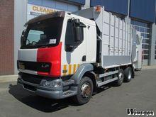 2004 DAF LF55.220 6x2 Euro3 Gar