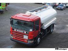 1998 Scania P94.260 4x2 Fuel ta