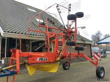 Used Fella TS 670 Du