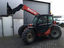 2007 Manitou MLT 731 Turbo