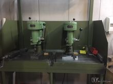 AI 2-rows drilling machine