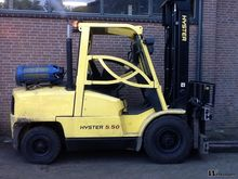 Used 2006 Hyster H5.