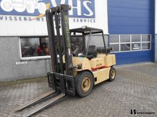Used 1990 Hyster H10