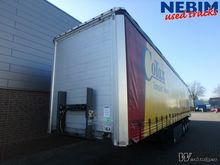 2006 Tracon 3 Axle Curtain side