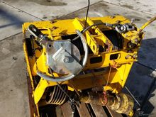 Damcon 3 Tons tractor lier