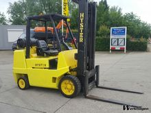 Used 2000 Hyster S4.