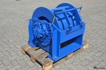 DEGRA 12 ton hydraulische lier