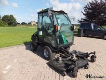 Used Ransomes HR3300