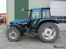 1999 New Holland 8160