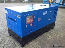 2000 Iveco-Mecc Alte 33 kVA