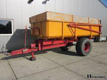 Miedema kipwagen 8 ton