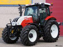 Used 2015 Steyr 4130