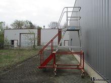 2012 Zarges Platform bordestrap