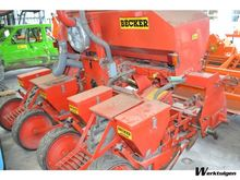 Used Becker 6 rij ma