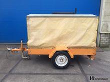 Lister 13.5 kVA mobile trailer