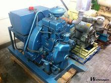Lister 20 kVA generatorset