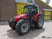 2008 Massey Ferguson 6445 Dyna-