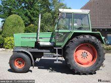 1980 Fendt Favorit 610 Ls