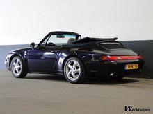 1994 Porsche 993 convertible ca