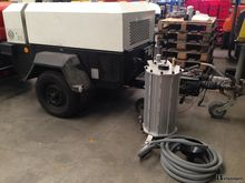 IBIX 25 H2o + straalset diesel